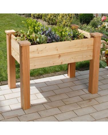 Lärchenholz-Hochbeet Bio