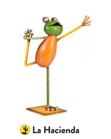 Yoga-Frosch