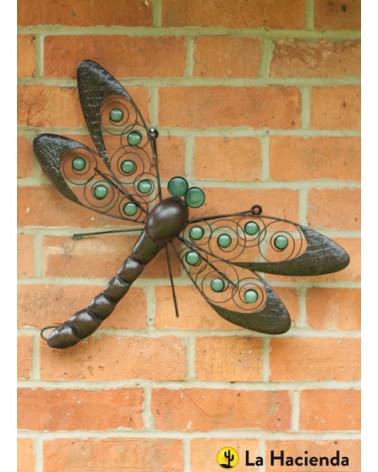 Wand-Dekoration Libelle