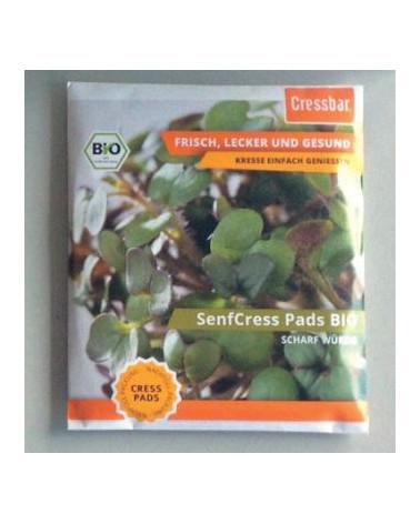Cresspads Senf BIO