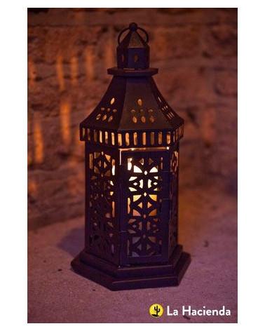 Medina stehende Laterne