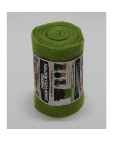 Winterschutzmatte grün