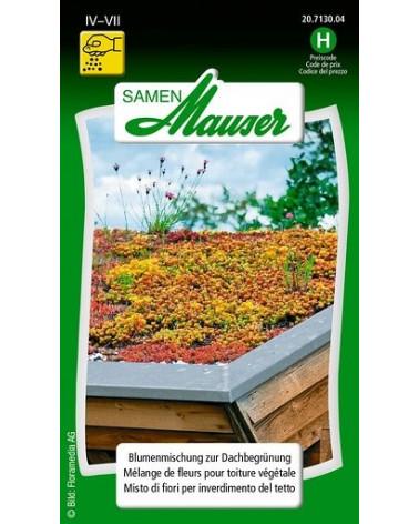 Blumenmischung zur Dachbegrünung