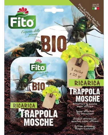 Fito Bio-Fliegenfalle Nachfüllpack