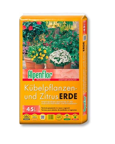 Alpenflor Kübel- und Zitruserde