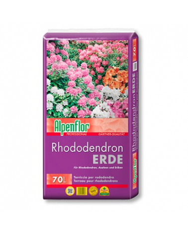 Alpenflor Rhododendronerde