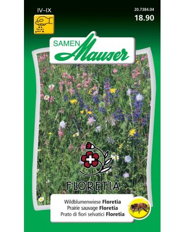 Wildblumenwiese Floretia