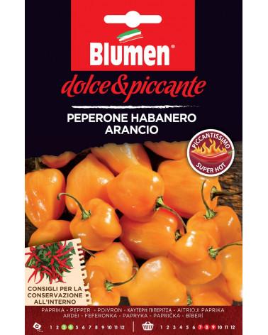 Paprika Habanero arancio