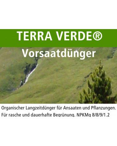 Terra Verde Vorsaatdünger