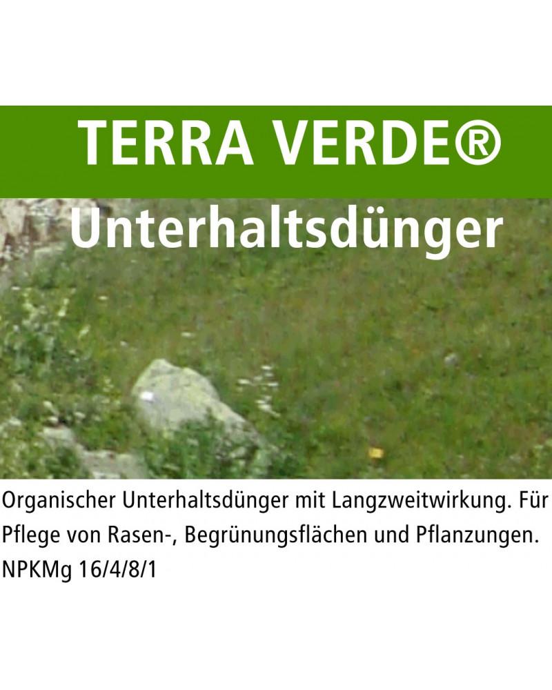 Terra Verde Unterhaltsdünger