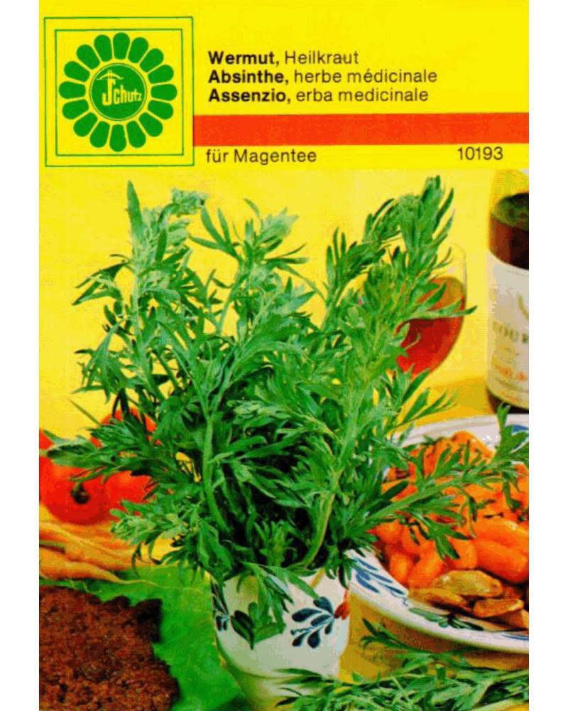 Wermut, Artemisia absinthum