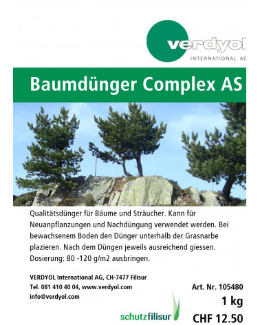 Baumdünger Complex AS