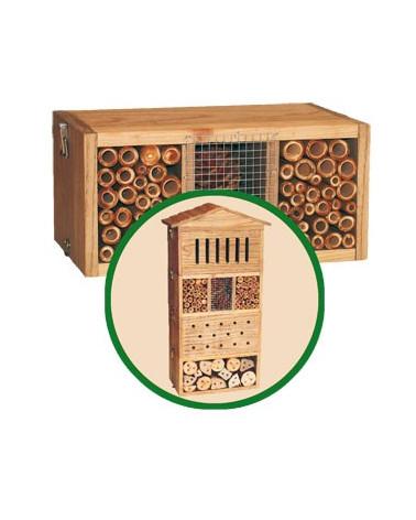Modulierbares Insektenhotel Modul Multi