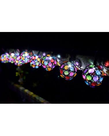 Lichterkette glühende Juwelen